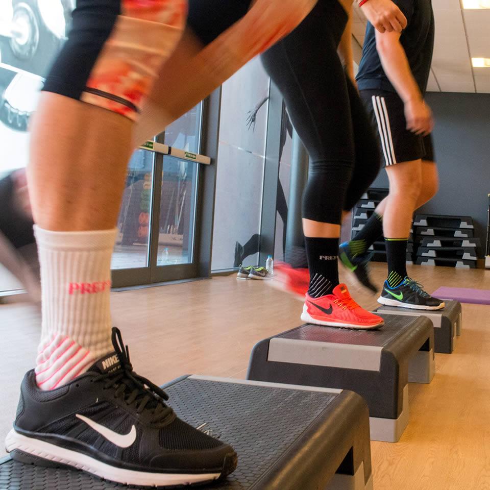 Premgripp grip socks gym pic 5