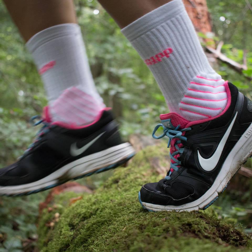 Premgripp running socks pic 1